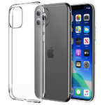 Flexi Slim Gel Case for Apple iPhone 11 Pro Max - Clear / Gloss Grip